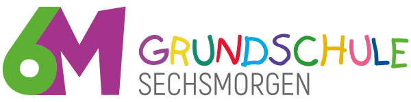 Logo - Grundschule Sechsmorgen