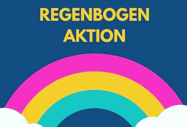 Regenbogenaktion - Grundschule Sechsmorgen - Zweibrücken